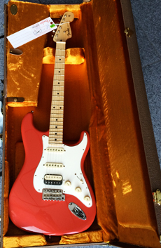 Fender stratocaster Cutom shop